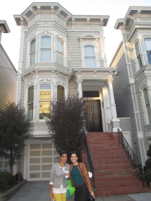 Full House House, 1709 Broderick Street